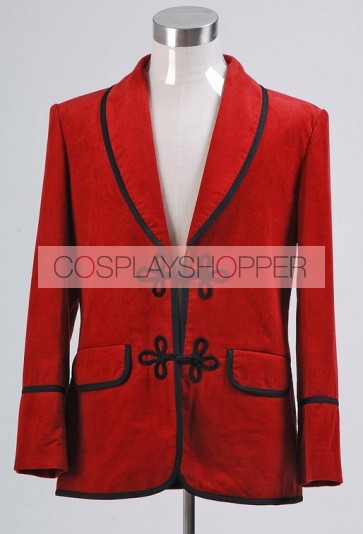 Doctor Who 3rd Doctor Cosplay Costume