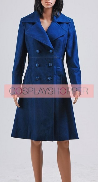 Doctor Who Amy Pond Cosplay Costume