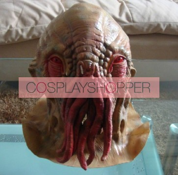 Doctor Who Ood Cosplay Mask