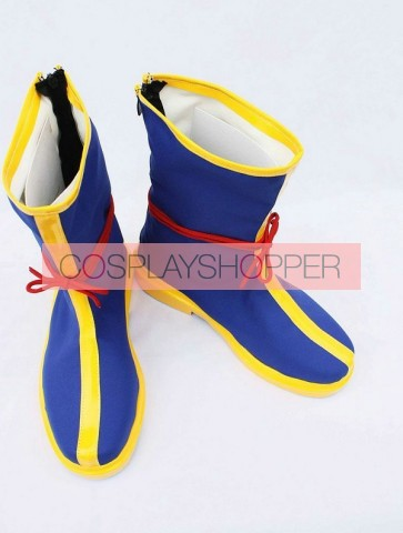 Dragon Ball Goku Cosplay Boots