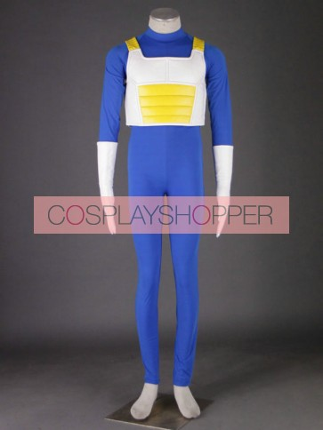 Dragon Ball Kai Vegeta Anime Cosplay Costume