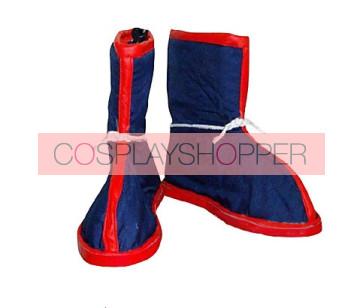 Dragon Ball Son Goku Cosplay Boots