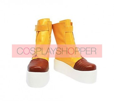 Dragon Ball Trunks Imitation Leather Cosplay Boots