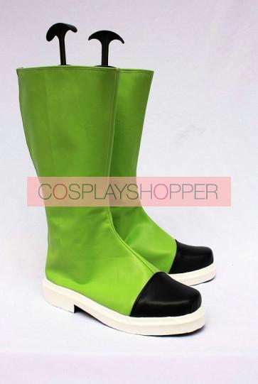 Dragon Ball Videl Cosplay Boots