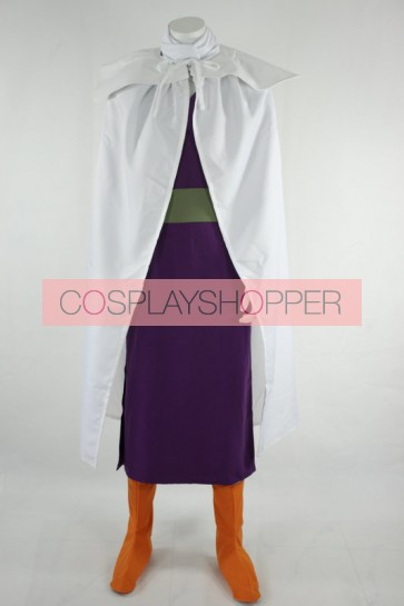 Dragon Ball Z Gohan Cosplay Costume