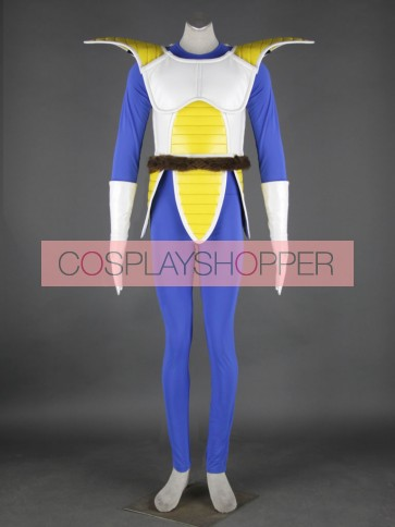 Dragon Ball Z Young Vegeta Cosplay Costume