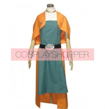 Dragon Quest Bianca Whitaker Cosplay Costume