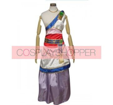 Dragon Quest Nera Briscoletti Cosplay Costume