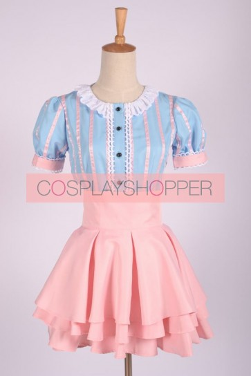 Super Sonico Cospaly Dress
