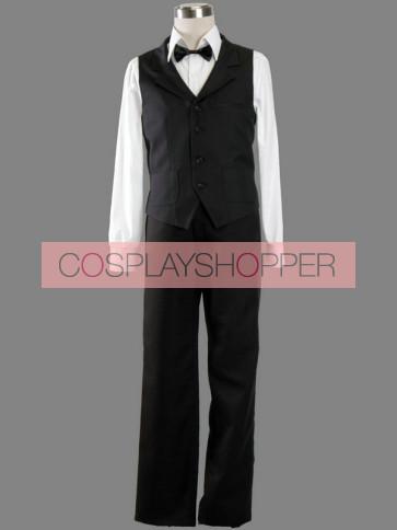 Durarara!! Heiwajima Shizuo Cosplay Costume