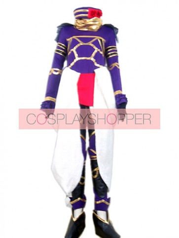 .Hack//G.U. Endrance Cosplay Costume