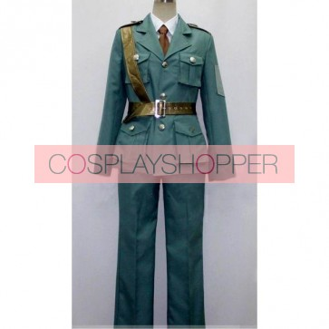Axis Powers Hetalia Estonia Eduard Costume