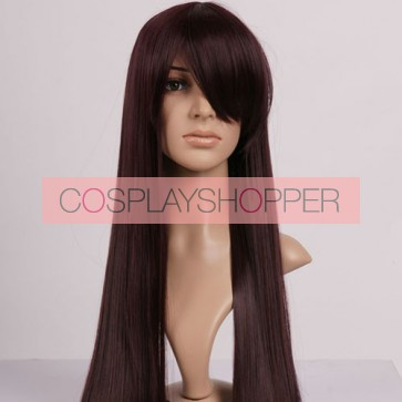 Evangelion Mari Makinami Illustrious Cosplay Wig