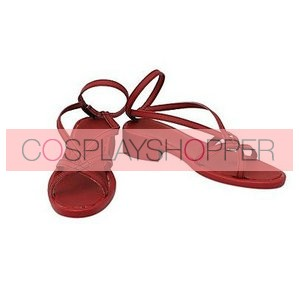 Fairy Tail Levy Mcgarden Cosplay Shoes