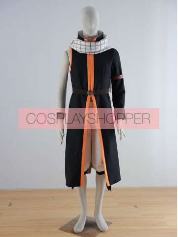 Fairy Tail Natsu Dragneel After 7 Years Cosplay Costume