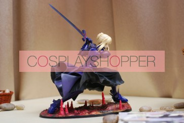 Fate Stay Night Black Saber 1/7 PVC Action Figure