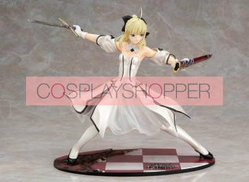 Fate Stay Night Saber Lily Mini PVC Action Figure - A