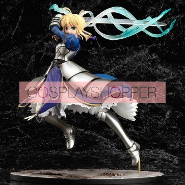 Fate Stay Night Saber Lily Mini PVC Action Figure - E