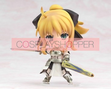 Fate Stay Night Saber Lily Mini PVC Action Figure - F