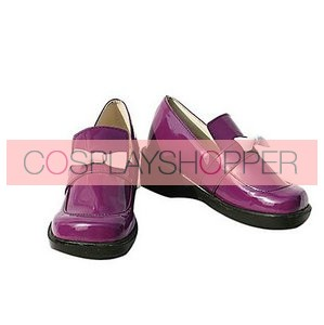 Fate Stay Night Sakura Matou Cosplay Shoes