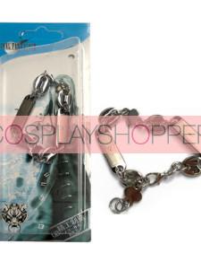 Final Fantasy Alloy Anime Bracelet