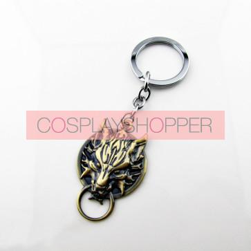 Final Fantasy Alloy Cosplay Key Chain