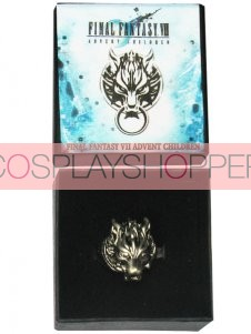 Final Fantasy Alloy Cosplay Ring
