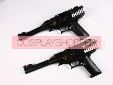 Final Fantasy Type-0 Suzaku Peristylium Class Zero King Cosplay Pistol