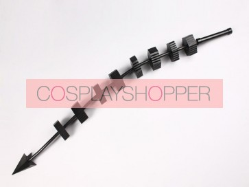 Final Fantasy Type-0 Suzaku Peristylium Class Zero Seven Cosplay Prop