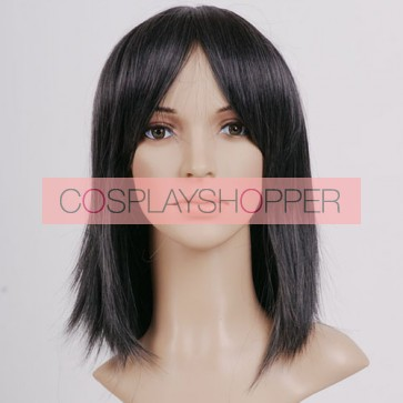 Final Fantasy Vii Kadaj Cosplay Wig (Dark Sliver)