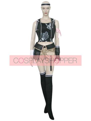 Final Fantasy VII Yuffie Kisaragi Cosplay Costume