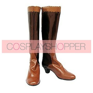 Final Fantasy X-2 Lenne Cosplay Boots