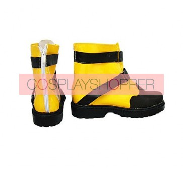 Final Fantasy X-2 Shuyin Cosplay Boots