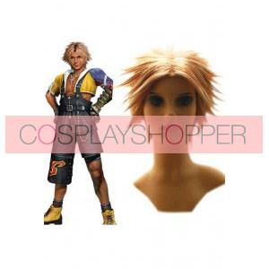 Final Fantasy X Tidus Cosplay Wig