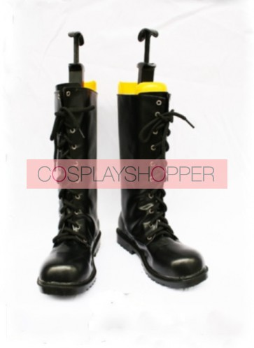Final Fantasy XIII 13 Versus Cosplay Boots
