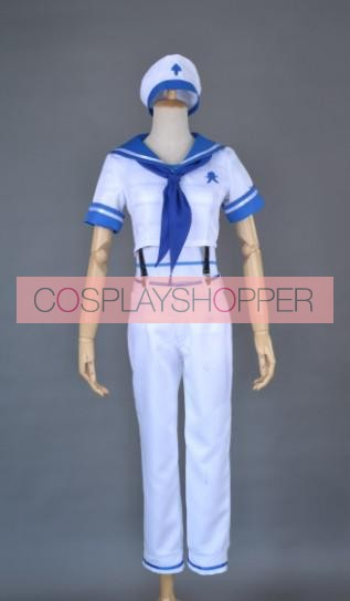 Free! Sailor Suit Cosplay Costume