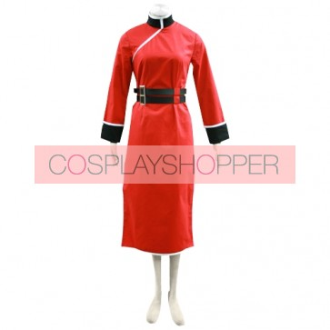 Gintama Kagura 4th Cosplay Costume