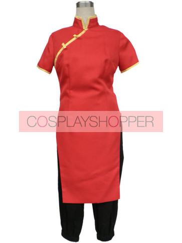 Gintama Kagura 7th Cosplay Costume