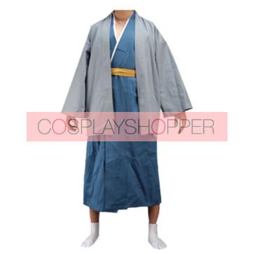 Gintama Katsura Kotaro Cosplay Costume