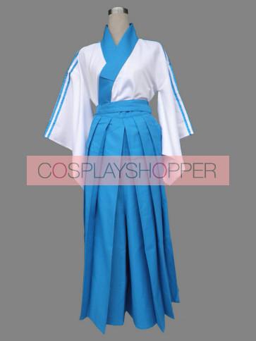 Gintama Shimura Shinpachi Cosplay Costume