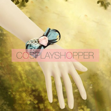 Gorgeous Bow Rose Lady Lolita Wrist Strap