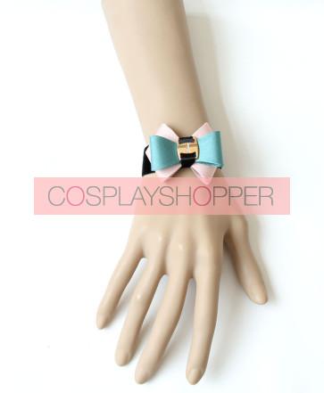 Gorgeous Color Girls Handmade Lolita Wrist Strap