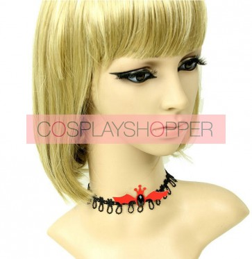 Gothic Hell Messager Lady Lolita Necklace