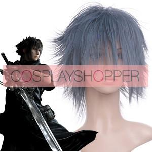 Gray 35cm Final Final Fantasy Versus XIII 13 Noctis Lucis Caelum Cosplay Wig