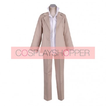 Axis Powers Hetalia Greece Hercules Cosplay Costume