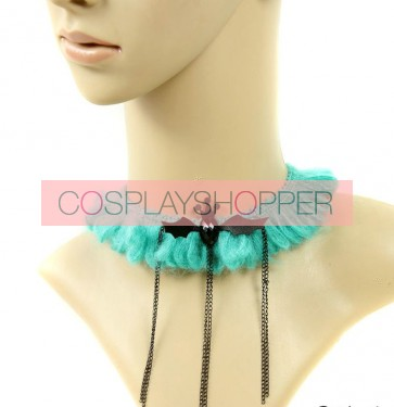 Green Queen Decoration Lady Lolita Necklace