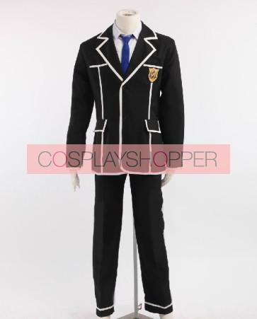 Guilty Crown Ouma Shu Tennouzu High School Boys Uniform Cosplay Costume