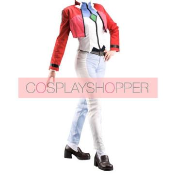 Gundam 00 Anew Returner Cosplay Costume