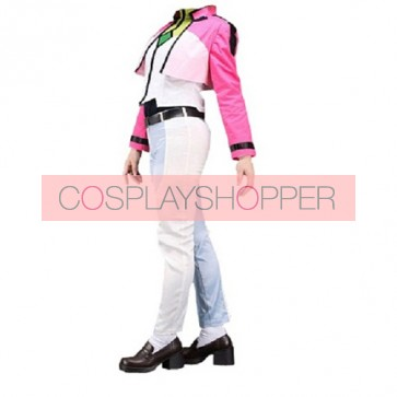 Gundam 00 Feldt Grace Ptolemaios Campbell Cosplay Costume