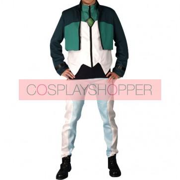 Gundam 00 Lockon Cosplay Costume